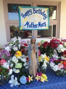 Mary's Bday