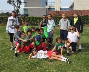 Kickball Champs